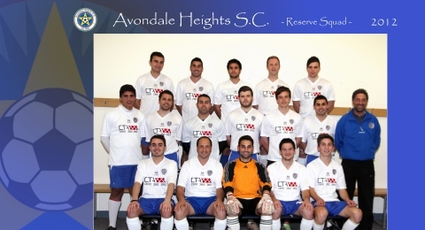 Avondale Heights Soccer Club banner image 3