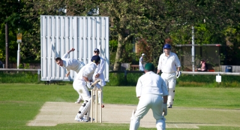 Woodford Green Cricket Club banner image 3