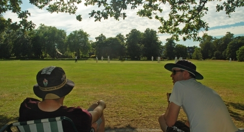 Roehampton Cricket Club banner image 2