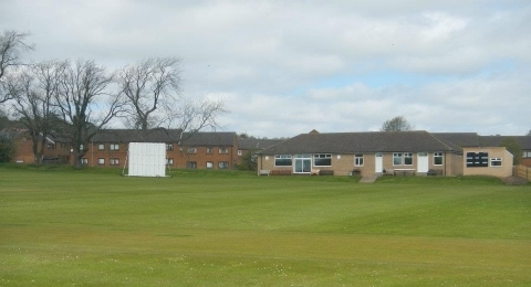 Alnwick Cricket Club banner image 4