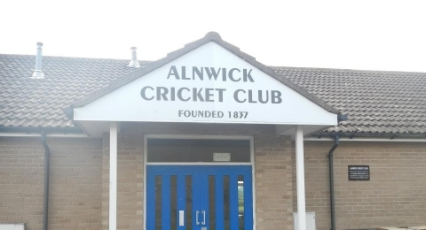 Alnwick Cricket Club banner image 2