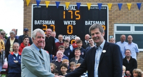 Alnwick Cricket Club banner image 3