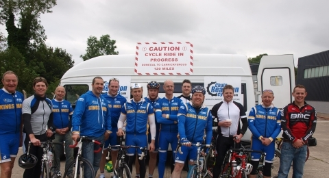 Kings Moss Cycling Club banner image 7