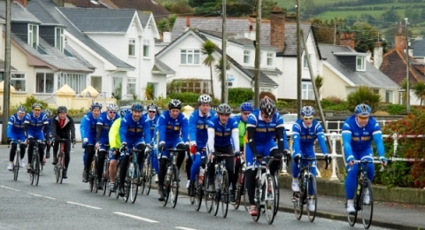 Kings Moss Cycling Club banner image 5