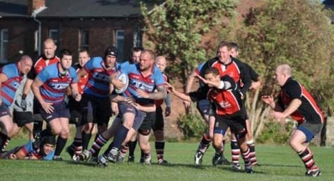 Rotherham Phoenix RUFC banner image 8