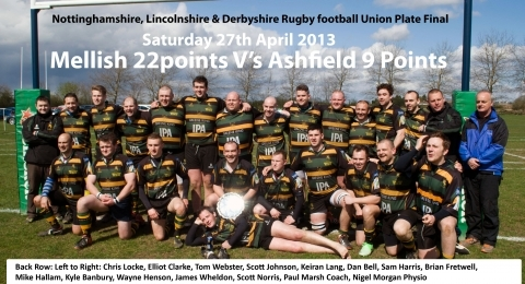 Mellish RFC Ltd banner image 3