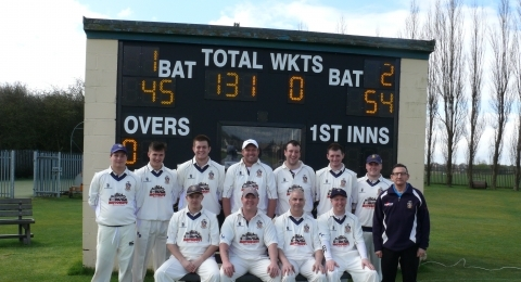 Streethouse Cricket Club banner image 2