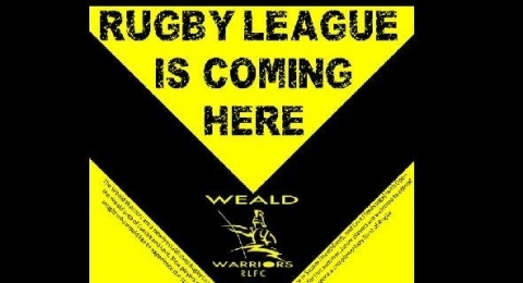 Weald Warriors RLFC banner image 10