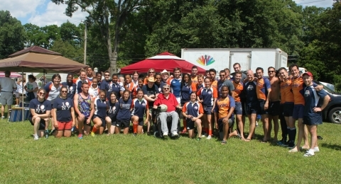 New York Rugby Club banner image 4