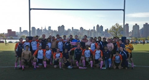 New York Rugby Club banner image 1