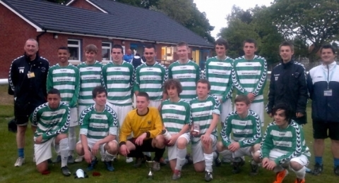 Northwich Victoria Youth Team banner image 10