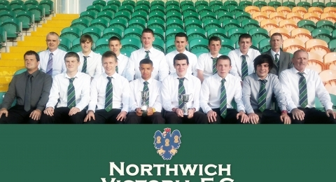 Northwich Victoria Youth Team banner image 1