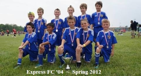 Express Football Club banner image 2