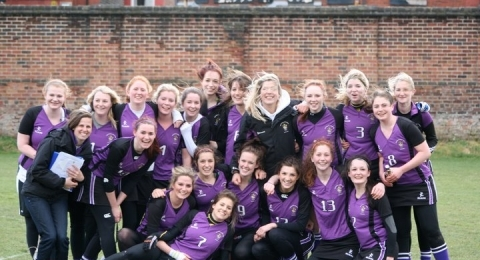 University of Manchester Women's Lacrosse Club banner image 9