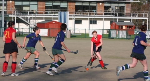 Ballyclare Ladies Hockey Club banner image 1