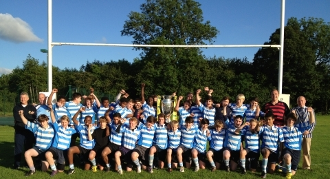 Warlingham RFC - 'the Mighty Warl' banner image 9