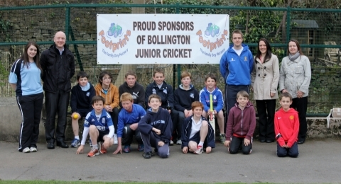 Bollington Cricket Club banner image 1