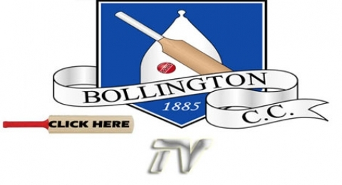 Bollington Cricket Club banner image 4