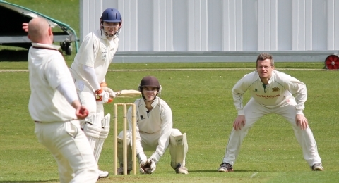 Bollington Cricket Club banner image 5