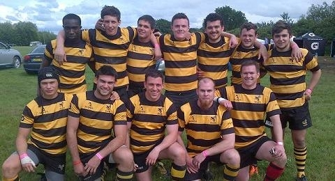 Wasps FC. Rugby in West london. banner image 6