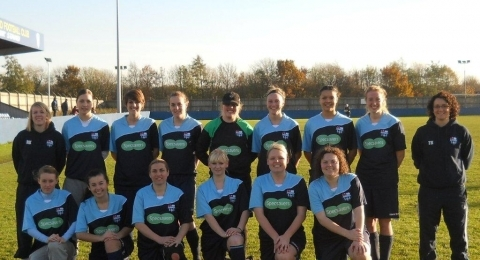 Little Eaton Ladies FC banner image 3