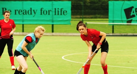 Carmarthen Athletic Hockey Club banner image 2