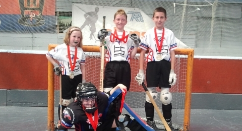 Spen Valley Flyers Roller Hockey Club banner image 5