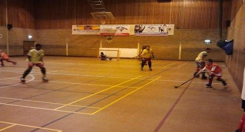 Spen Valley Flyers Roller Hockey Club banner image 1