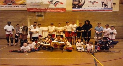 Spen Valley Flyers Roller Hockey Club banner image 6