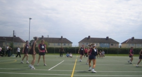 Wells Netball Club banner image 1