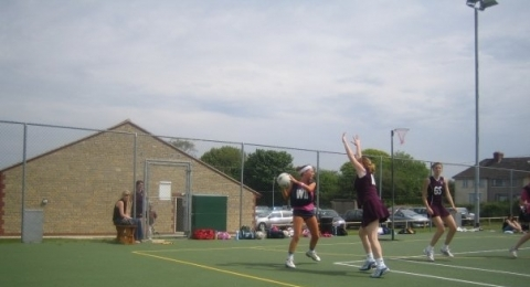 Wells Netball Club banner image 5