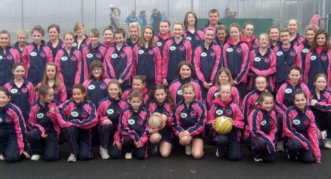 Wells Netball Club banner image 3