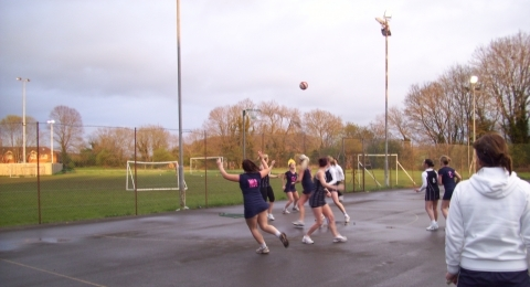 Wells Netball Club banner image 7