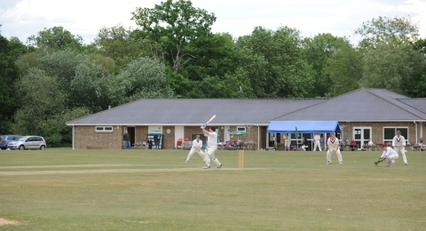 Rudgwick Cricket Club banner image 2