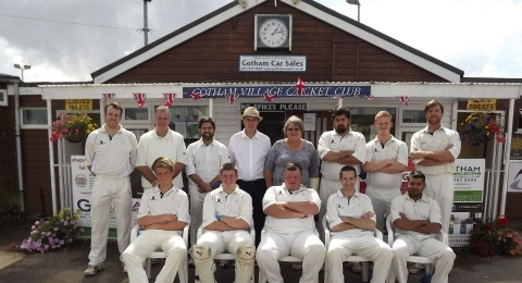 GOTHAM VILLAGE CRICKET CLUB banner image 2