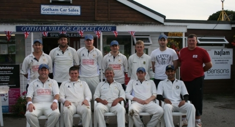 GOTHAM VILLAGE CRICKET CLUB banner image 4