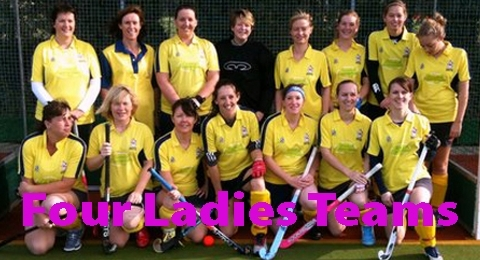 Eastbourne Hockey Club banner image 2