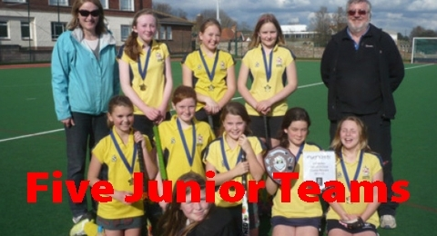 Eastbourne Hockey Club banner image 1