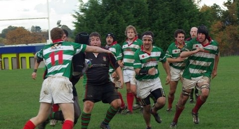Cheshunt Rugby Club banner image 5