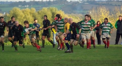 Cheshunt Rugby Club banner image 4