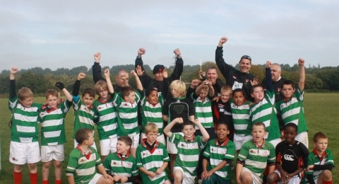 Cheshunt Rugby Club banner image 6