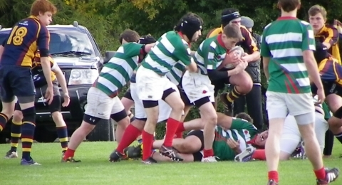 Cheshunt Rugby Club banner image 9