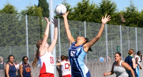 Eclipse Netball Club banner image 3