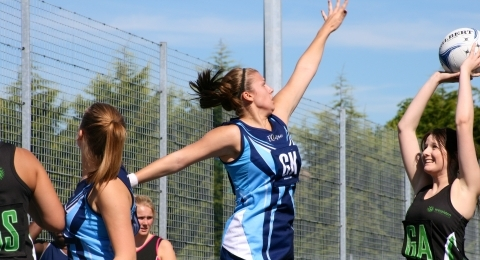 Eclipse Netball Club banner image 8