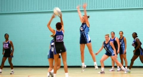Eclipse Netball Club banner image 6