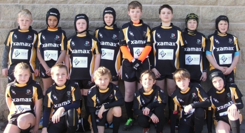 Meltham All Blacks Juniors banner image 10