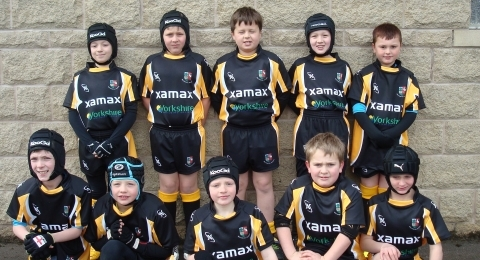 Meltham All Blacks Juniors banner image 9