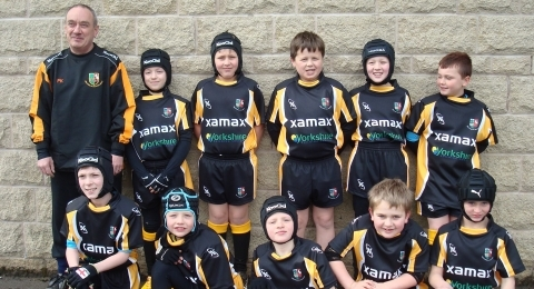 Meltham All Blacks Juniors banner image 7