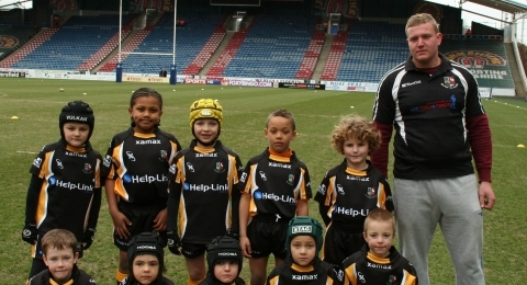 Meltham All Blacks Juniors banner image 2