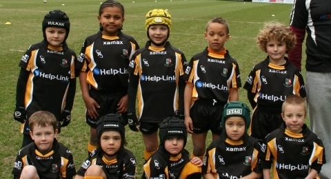 Meltham All Blacks Juniors banner image 4